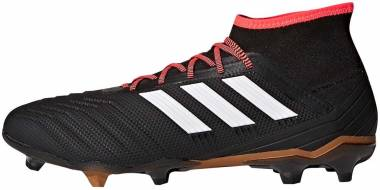 Adidas Predator 18.2 Firm Ground - Black