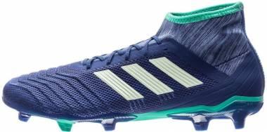 Adidas Predator 18.2 Firm Ground - Blue (CP9293)