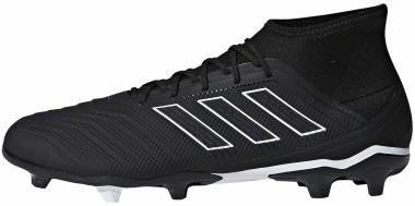 Adidas Predator 18.2 Firm Ground - Black (DB1996)