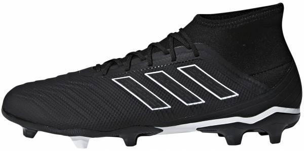 Adidas Predator 18.2 Firm Ground - Black (DB1996)