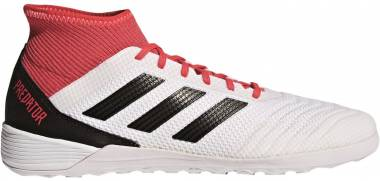 Adidas Predator Tango 18.3 Indoor - Bianco (Ftwwht/Cblack/Reacor Ftwwht/Cblack/Reacor)
