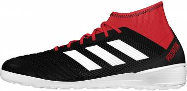 Adidas Predator Tango 18.3 Indoor - Black Cblack Ftwwht Red Cblack Ftwwht Red (DB2128)