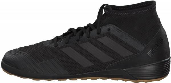 Adidas Predator Tango 18.3 Indoor - Black Schwarz Schwarz (CP9284)