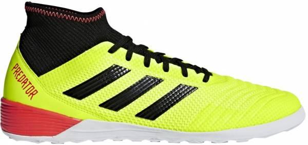 Adidas Predator Tango 18.3 Indoor - Solar Yellow/Black/Solar Red (DB2126)