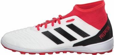 Adidas Predator Tango 18.3 Turf - Schwarz (Ftwr White/Core Black/Real Coral S18)