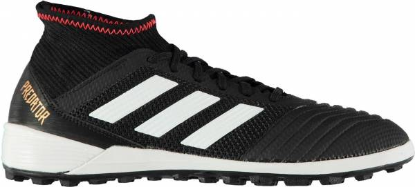 sports shoes 66c6d 75706 Adidas Predator Tango 18.3 Turf Black