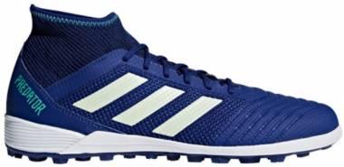 Adidas Predator Tango 18.3 Turf - Blue (CP9280)