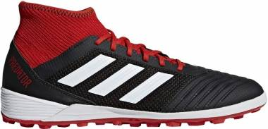 Adidas Predator Tango 18.3 Turf - Black/White/Solar Red