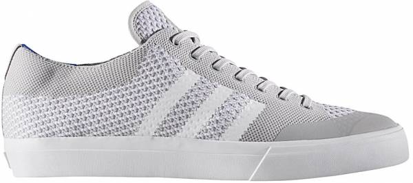 Adidas Matchcourt Primeknit - Grey Two/White/Gum