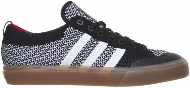 Adidas Matchcourt Primeknit Black/White/Gum Men