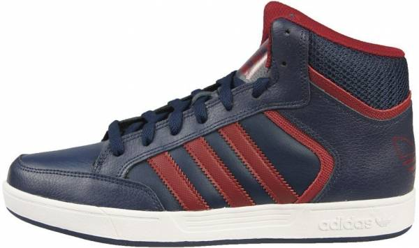 super popular 9f3b8 0d528 Adidas Varial Mid Blau (Collegiate Navy Collegiate Burgundy Ftwr White)