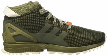 Adidas ZX Flux 5/8 Verde (Olicar/Cblack/Cwhite) Men