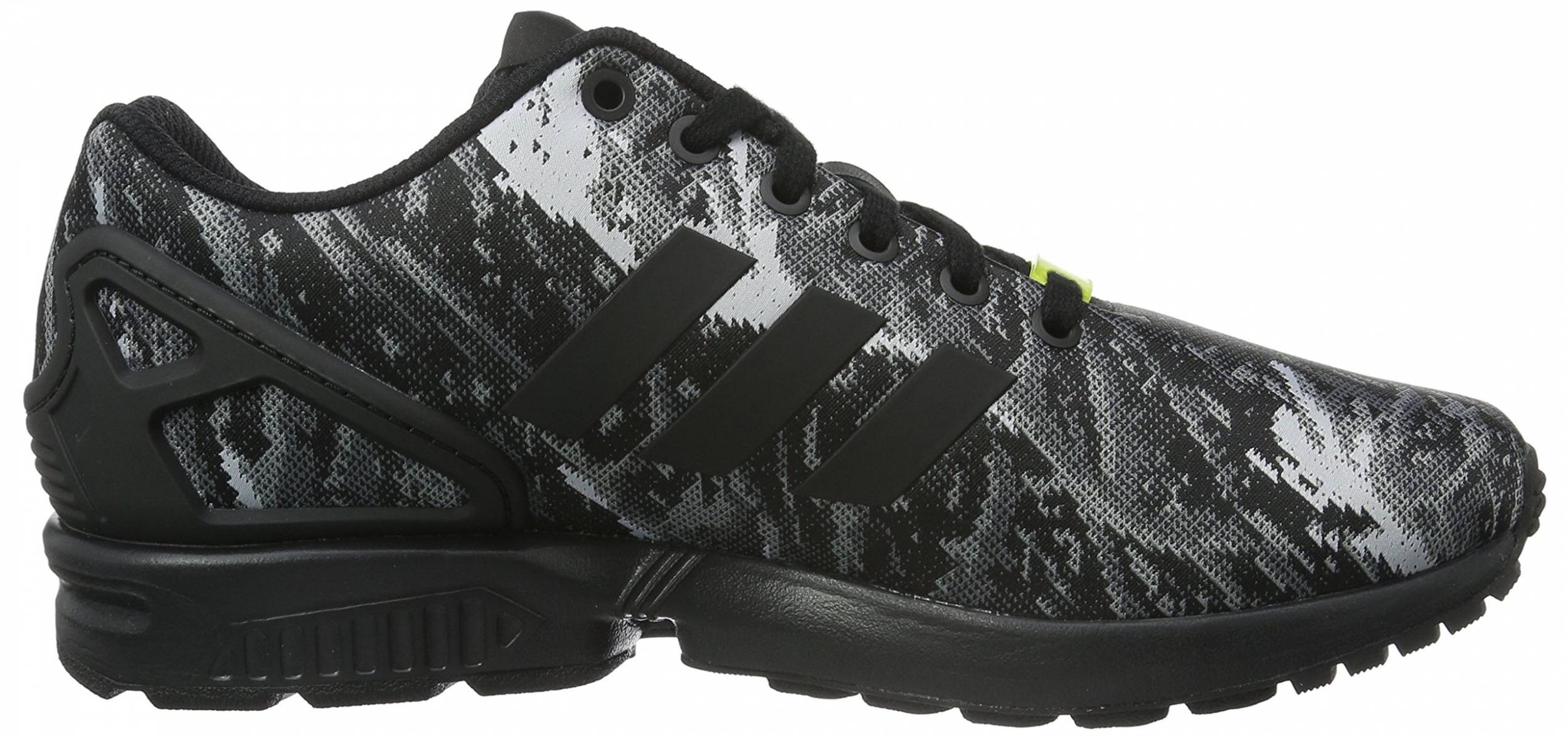 Accor patrimonio Rosa  Adidas ZX Flux Weave sneakers in grey (only $68) | RunRepeat