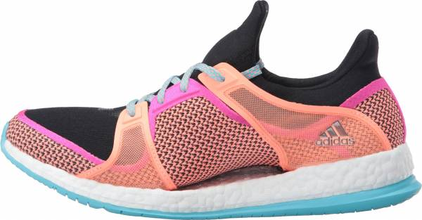 Adidas Pure Boost X Training Shoe - Pink (AQ5222)
