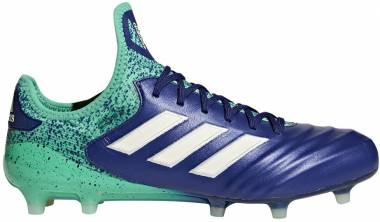 Adidas Copa 18.1 Firm Ground - Ink-aero Green-hi Res Green (CM7664)