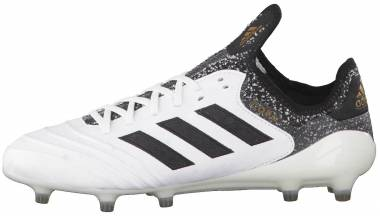 Adidas Copa 18.1 Firm Ground Bianco (Ftwwht/Cblack/Tagome) Men