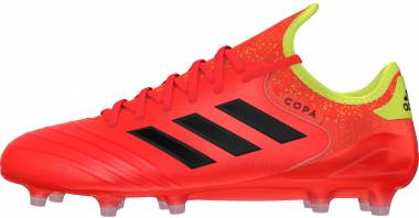 Adidas Copa 18.1 Firm Ground Solar Red/Core Black/Solar Yellow Men