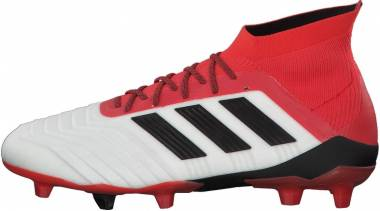 Adidas Predator 18.1 Firm Ground - White (CM7410)