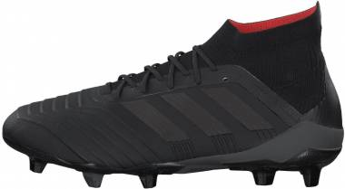 Adidas Predator 18.1 Firm Ground - Black (CM7413)