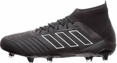 Adidas Predator 18.1 Firm Ground - Black Cblack Cblack Ftwwht Cblack Cblack Ftwwht (DB2038)