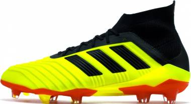 e1e1edbd0 Adidas Predator 18.1 Firm Ground Yellow Men