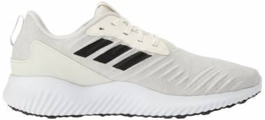 Adidas AlphaBounce RC - White/Core Black/White