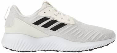 Adidas AlphaBounce RC White/Core Black/White Men