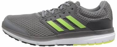 Adidas Galaxy 3 - Grey Solar Yellow Dark Grey