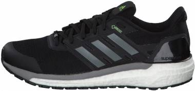 Adidas Supernova GTX - Schwarz Core Black Grey Three F17 Hi Res Yellow Core Black Grey Three F17 Hi Res Yellow (B96282)