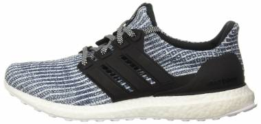 outlet store 2e35d f9e5d Adidas Ultra Boost Parley White Carbon Blue Spirit Men