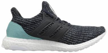 Adidas Ultra Boost Parley Carbon/Carbon/Blue Men