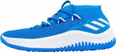 Adidas Dame 4 - Light Blue-white