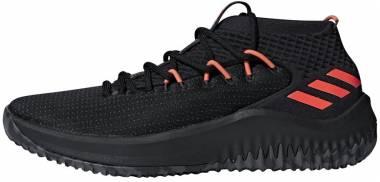 Adidas Dame 4 - Black Cblack Dgsogr Hirere Cblack Dgsogr Hirere (BB9242)
