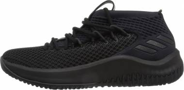 Adidas Dame 4 - Black Negbas Negbas Ftwbla 000 (BW1518)