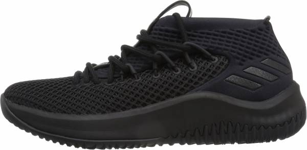 sports shoes 222f8 e8a0d Adidas Dame 4 Black   Core Black   Footwear White