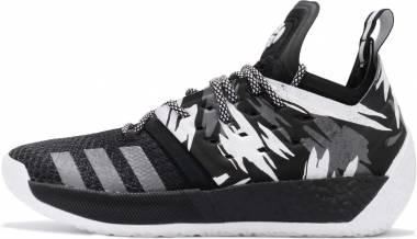Adidas Harden Vol. 2 - Black Cblack Dgsogr Ironmt Cblack Dgsogr Ironmt (AH2217)