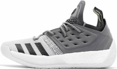 Adidas Harden Vol. 2 - Grau Grefiv Trgrme Grefou Grefiv Trgrme Grefou (AH2122)