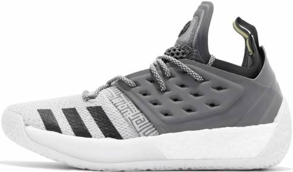 Adidas Harden Vol. 2 Grey Five-grey Four