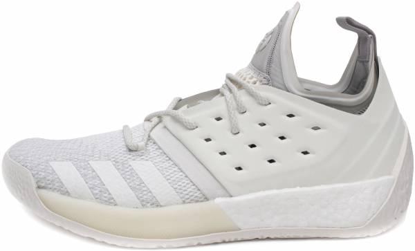 Adidas Harden Vol. 2 - Grey Cloud White