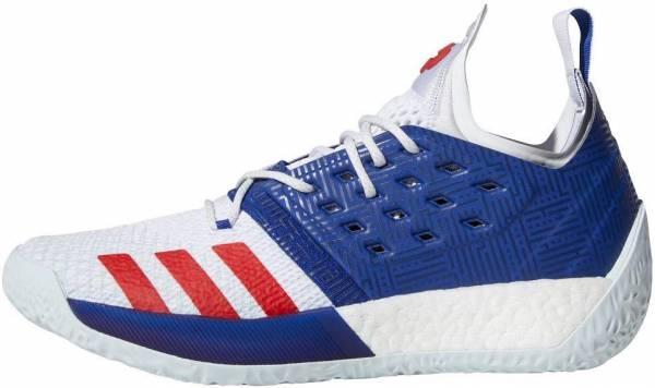 Adidas Harden Vol. 2 - Blue Mysink Ftwwht Blutin Mysink Ftwwht Blutin (AQ0026)
