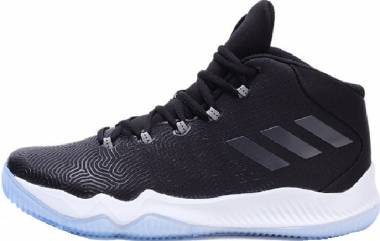 Adidas Crazy Hustle - Black