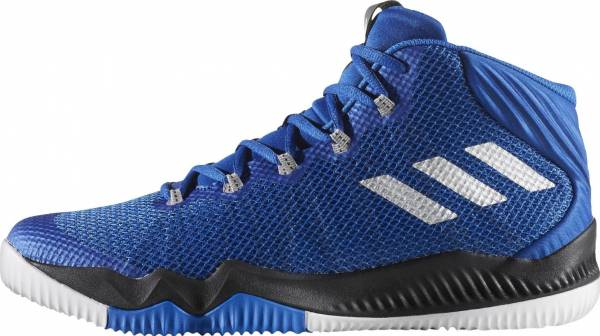 sports shoes 07213 24a48 Adidas Crazy Hustle Blue