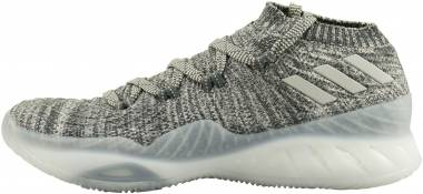 Adidas Crazy Explosive 2017 Primeknit Low - Grey