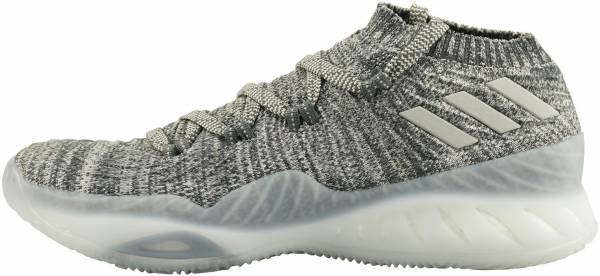Adidas Crazy Explosive 2017 Primeknit Low - Grey (DB0554)