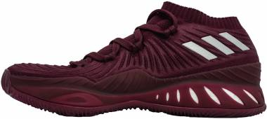 Adidas Crazy Explosive 2017 Primeknit Low Maroon Men