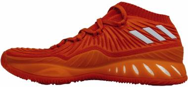 Adidas Crazy Explosive 2017 Primeknit Low - Orange-White (B75928)