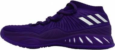 Adidas Crazy Explosive 2017 Primeknit Low - Purple-white
