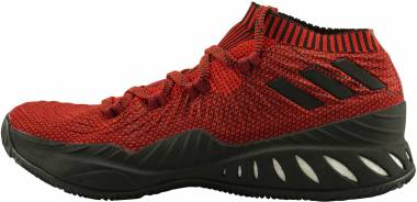 Adidas Crazy Explosive 2017 Primeknit Low - Red (CQ0440)