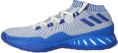 Adidas Crazy Explosive 2017 Primeknit Low Blue Men
