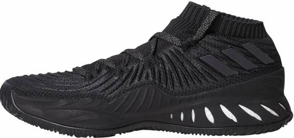 sale retailer 5be29 25c5e Adidas Crazy Explosive 2017 Primeknit Low Black